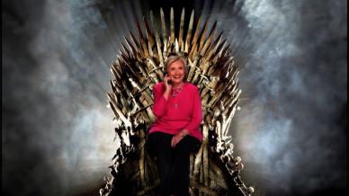 hillary thrones