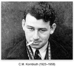 Riggenbach- C.M. Kornbluth and the Syndicate