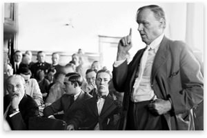 Riggenbach- Clarence Darrow on Freedom, Justice, and War