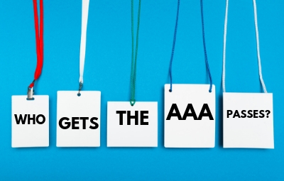 Who Should Get The AAA Pass?