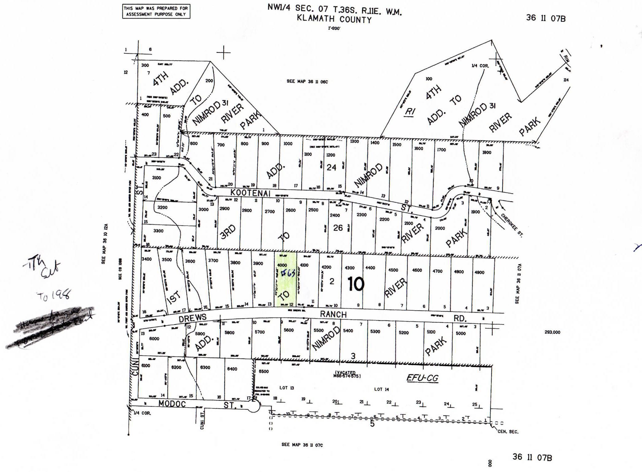 1 5 Acres In Klamath County Oregon