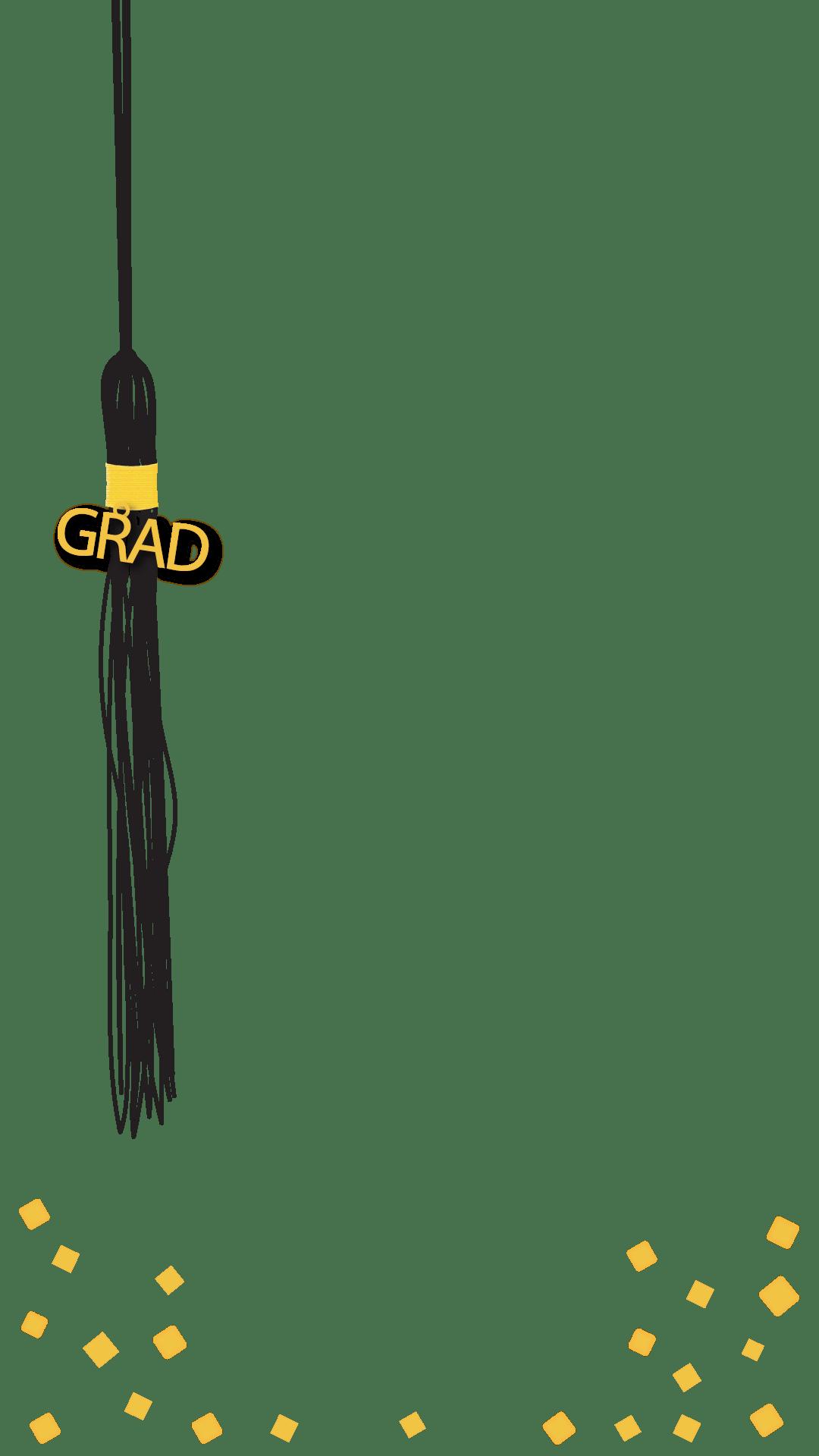 Graduation Tassel Graduation Snapchat Filter