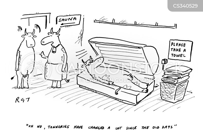 Sauna Cartoons And Comics Funny Pictures From Cartoonstock