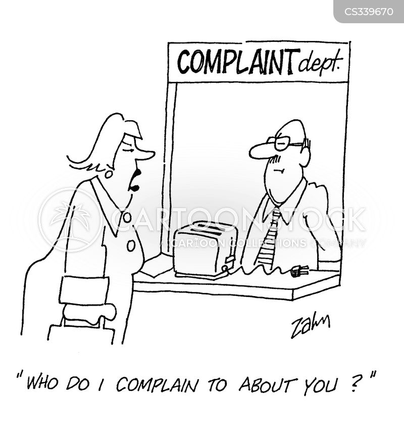 Complaints Dept Cartoons And Comics Funny Pictures From