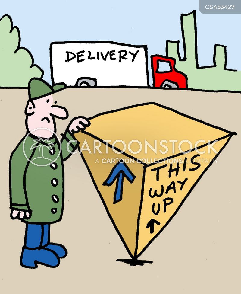 Logistics Cartoons And Comics Funny Pictures From