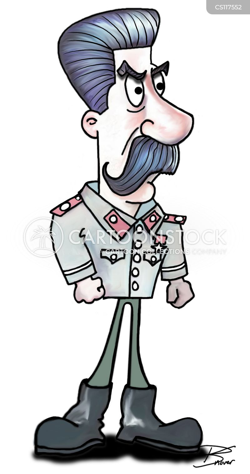 Stalin Cartoons And Comics Funny Pictures From Cartoonstock