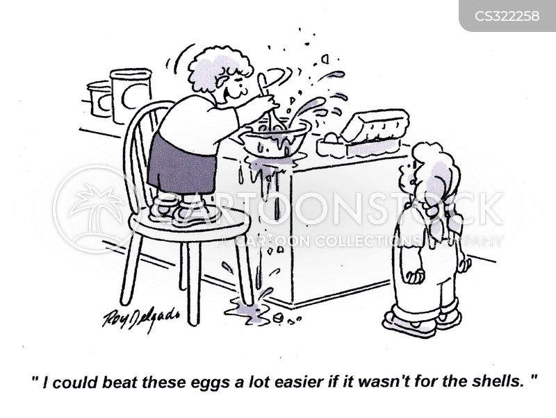 Eggshells Cartoons And Comics Funny Pictures From