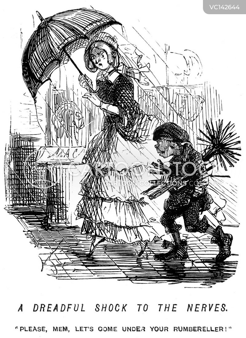 Disgusted Vintage And Historic Cartoons