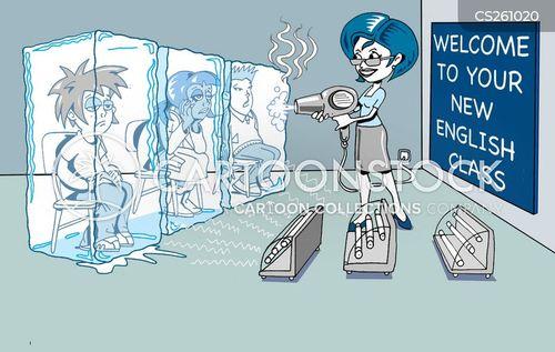 Funny Freezer Defrosting