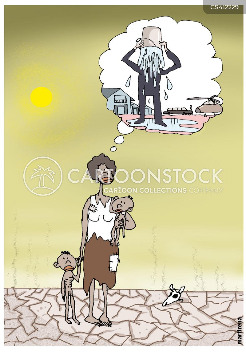 Environmental Problem Cartoons And Comics Funny Pictures From CartoonStock