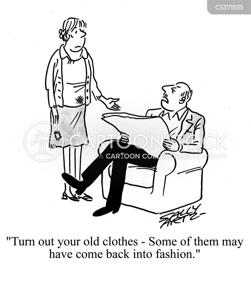 New Fashion Turning Clothes Old