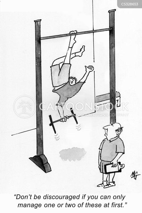 Cartoons Physical Rehab