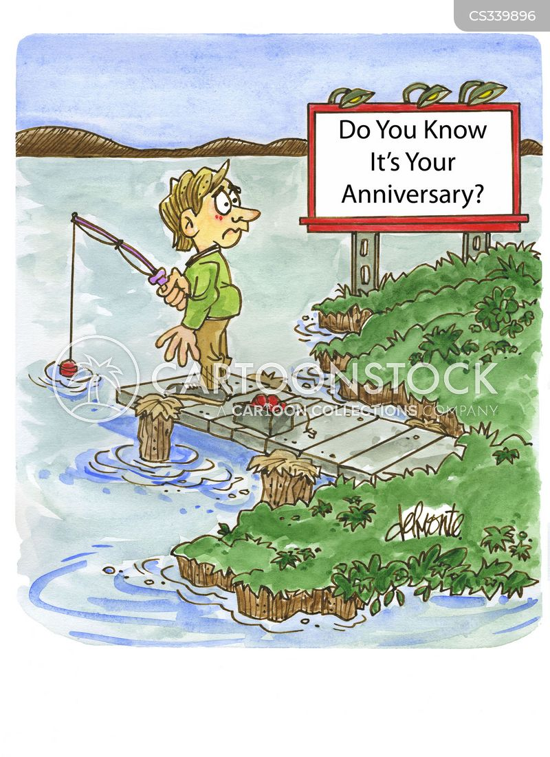Dock Fishing Cartoons And Comics Funny Pictures From