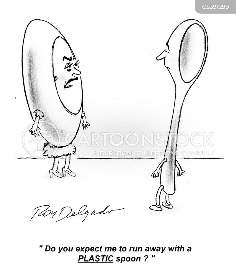 Wooden Spoon Cartoons And Comics Funny Pictures From