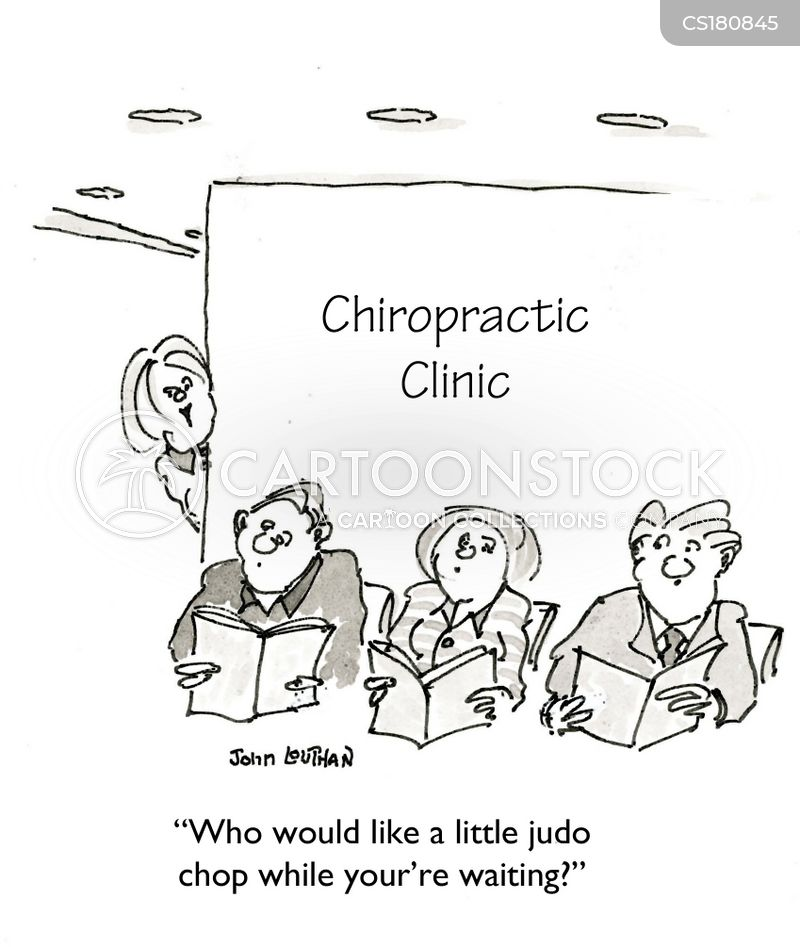 Chiropractic Cartoons And Comics Funny Pictures From