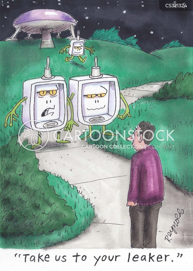 Urinals Cartoons And Comics Funny Pictures From Cartoonstock