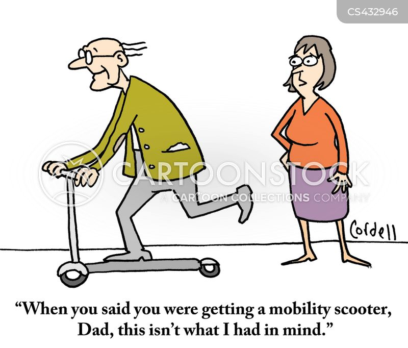 Funny Things About Aging Caregiver Humor In Cartoons Dailycaring
