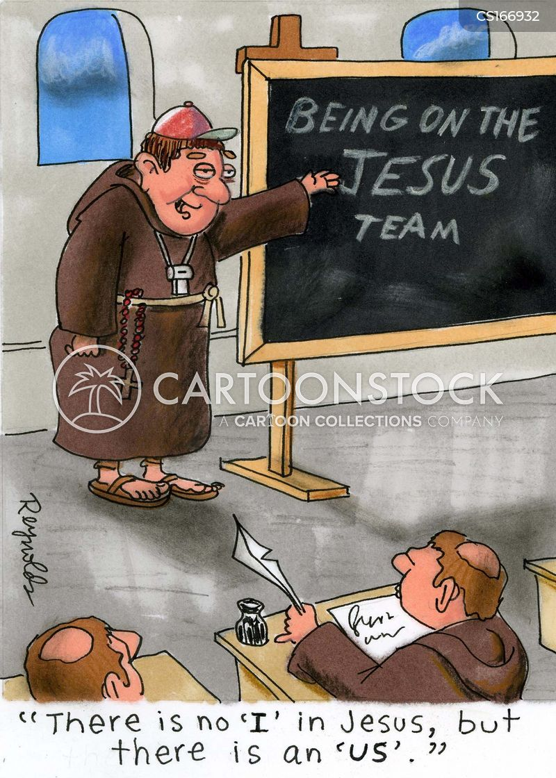 Catholic Cartoons And Comics Funny Pictures From