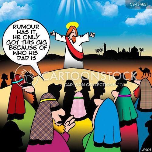 Pictures Cartoon Crucified Jesus
