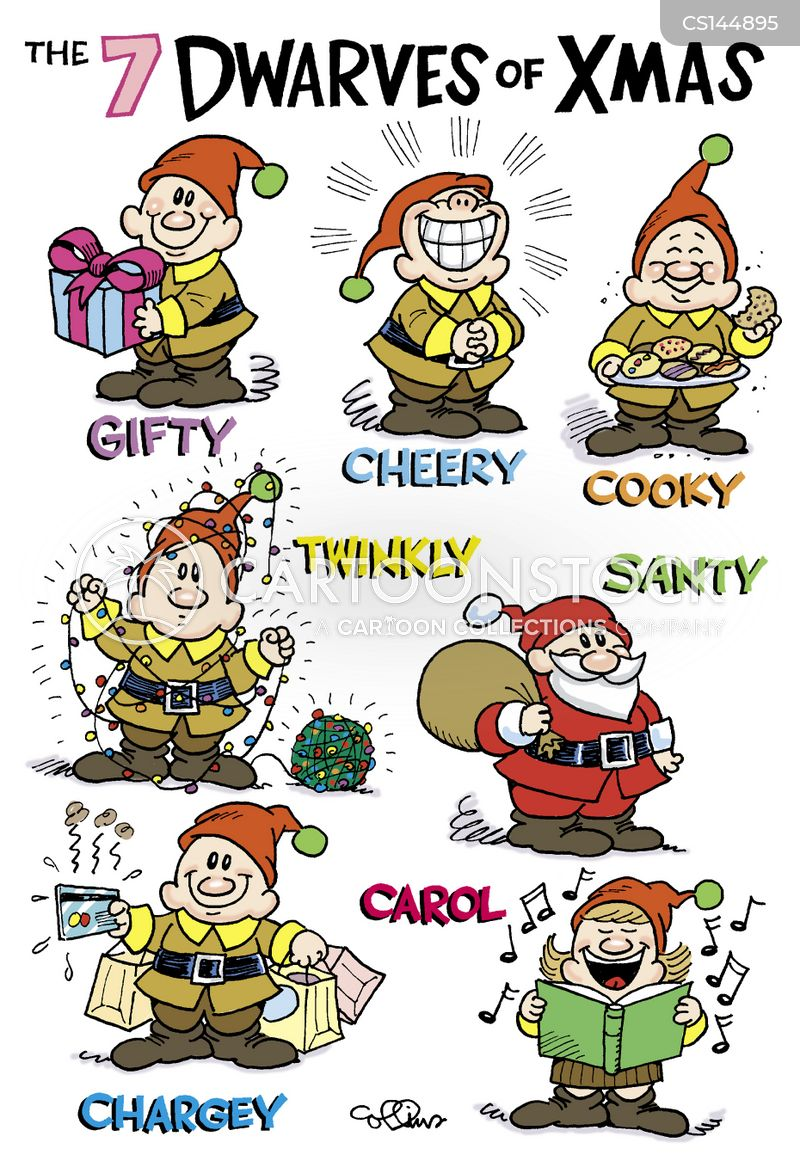 7 Dwarves Cartoons And Comics Funny Pictures From