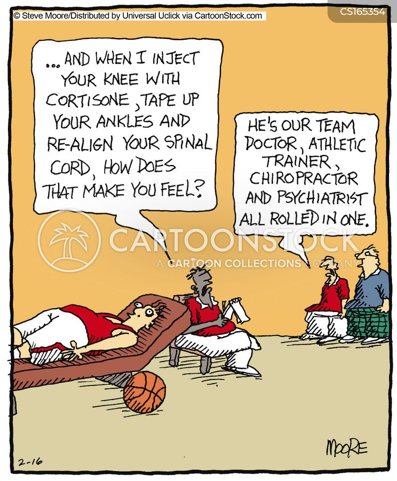 Chiropractor Cartoons And Comics Funny Pictures From
