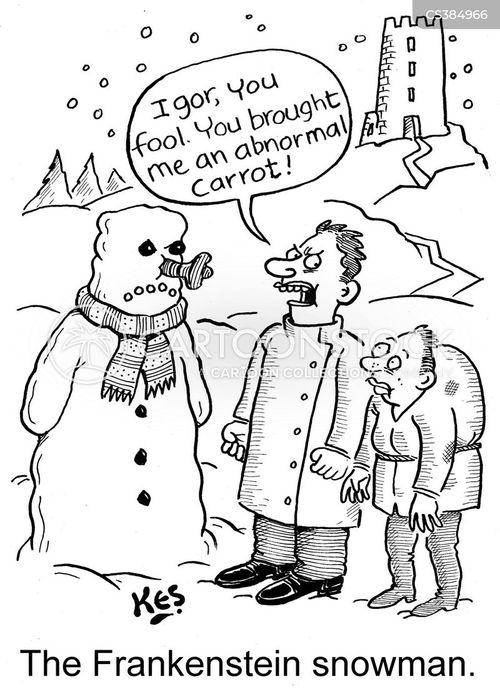 Dermatology Cartoons Cyst