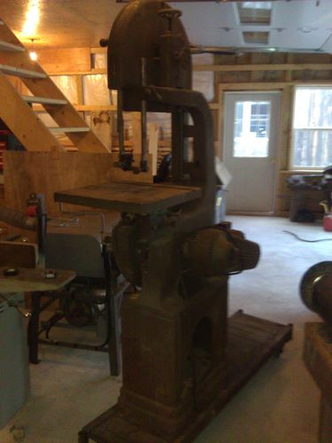 "Walker Turner 16""Bandsaw. The things that dreams are made of. (1/6)"