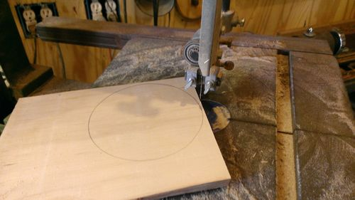 Shop built Thickness-Drum Sander (1/6)