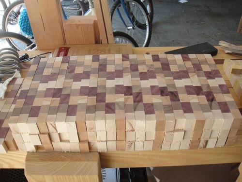 Custom Woodworking Blog - Woodwork Sample