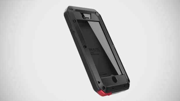 The only iPhone case that comes with another sheet of Corning Gorilla Glass.