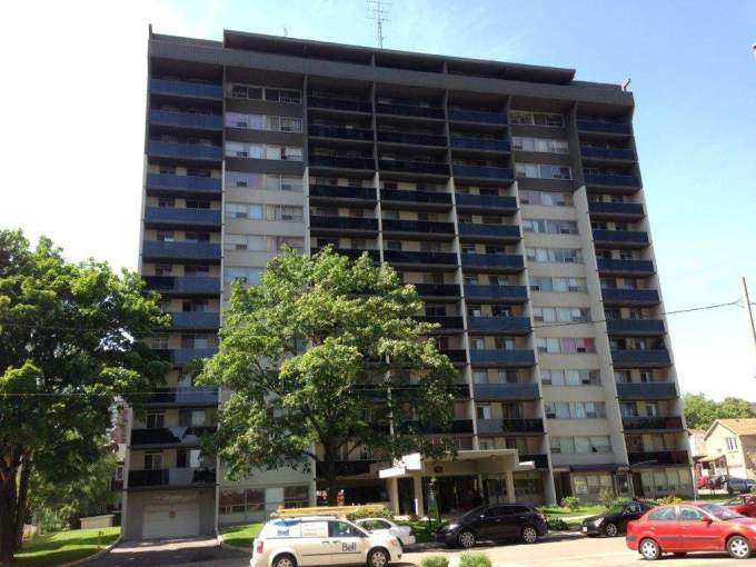 Hamilton Central 1 Bedroom Apartment For