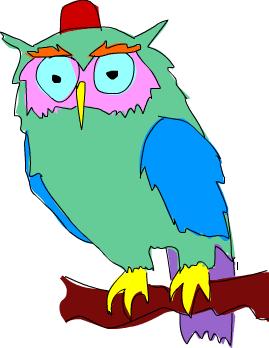 90s owl