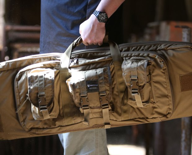 Rifle Bag Setup