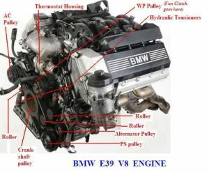 BMW E39V8 Enginejpg  Members gallery  Mechanical