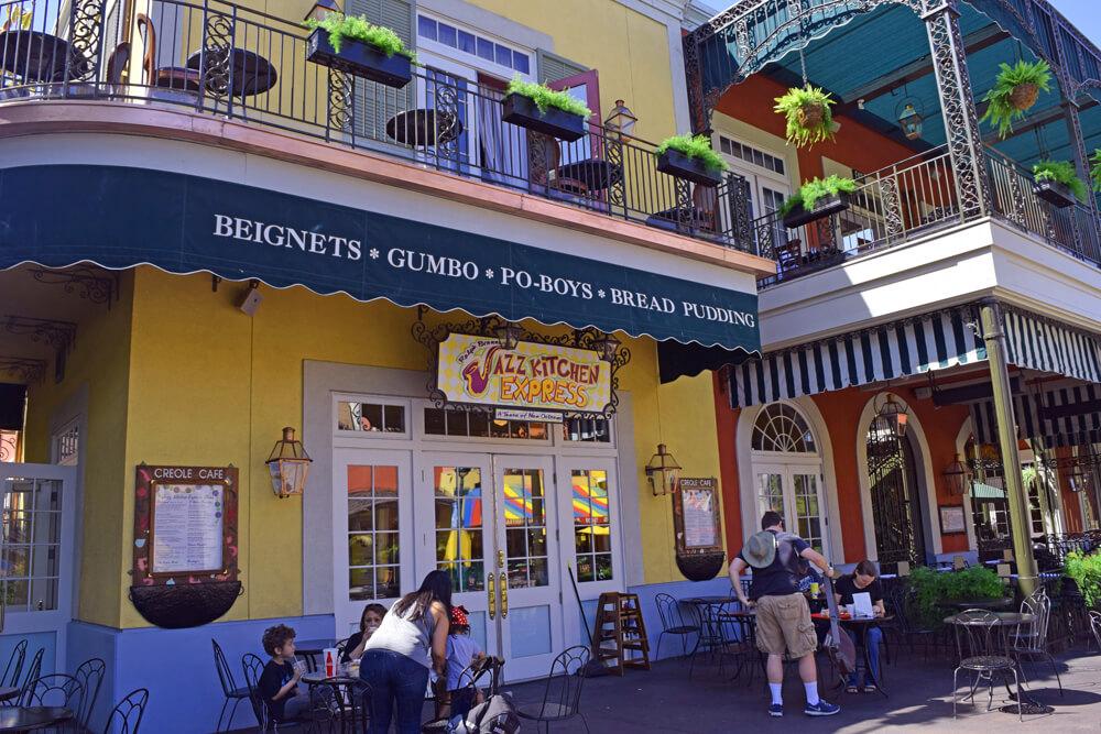 Family Restaurants Near Disneyland