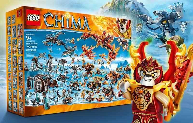 Make Some Room For The 15 Largest LEGO Sets Ever Sold | CompleteSet