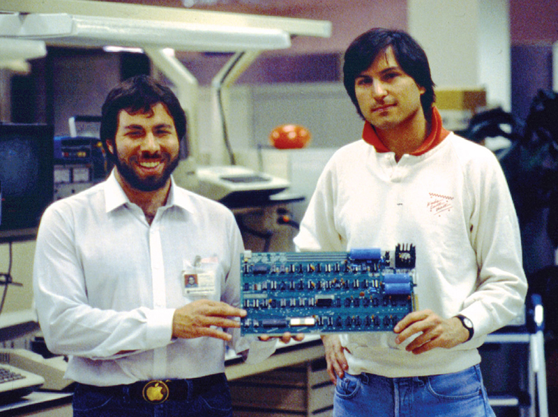 steve wozniak steve jobs apple I