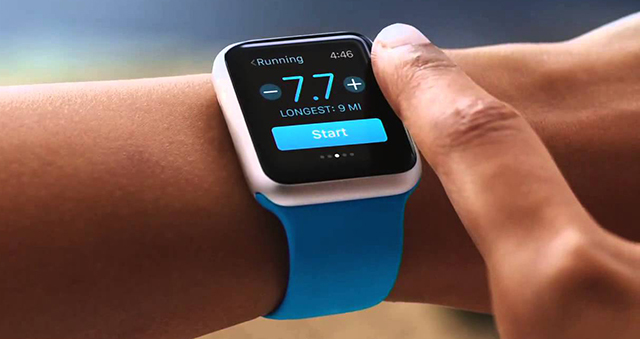 apple watch athletic sports running