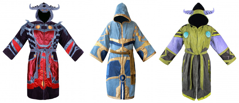 world of warcraft roves armor robe factory