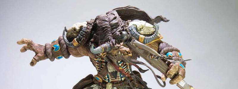 dc unlimited figure world of warcraft tauren