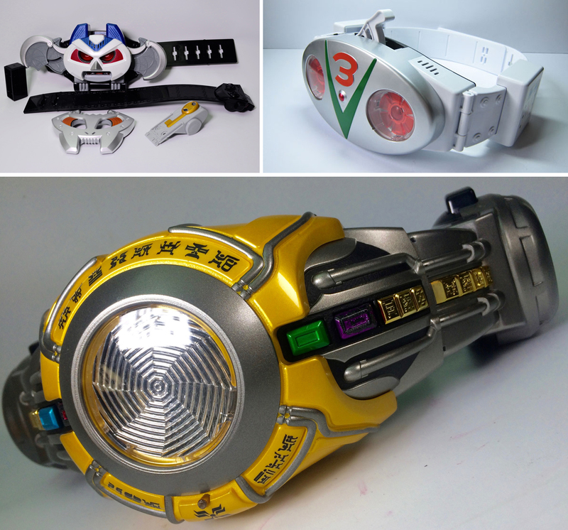 The Long History Of Kamen Rider Collectibles | CompleteSet