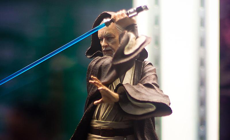 Obi-Wan Kenobi A New Hope ARTFX Statue