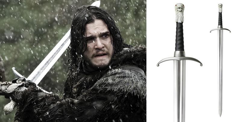 Jon Snow Longclaw replica Valyrian Steel