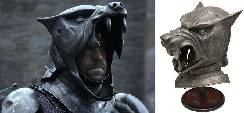 the hound helmet valyrian steel