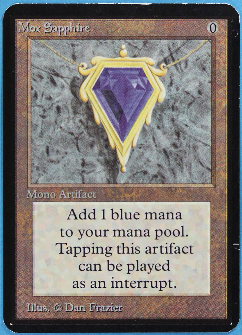 The 10 Rarest Magic The Gathering Cards Completeset