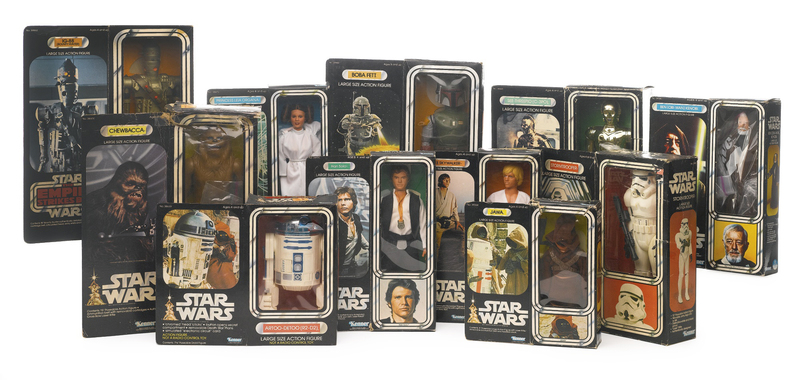 Star Wars Large Size Action Figures