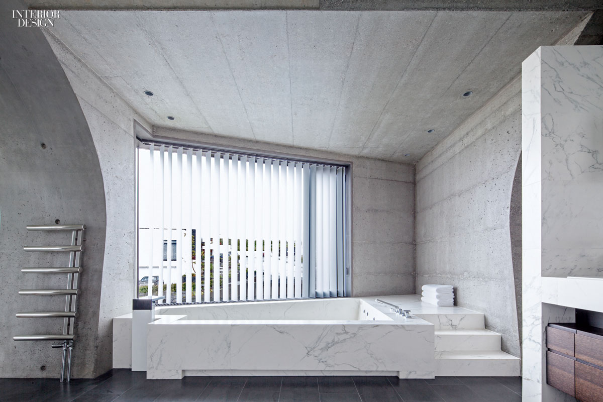 25 Simply Amazing Concrete Interiors