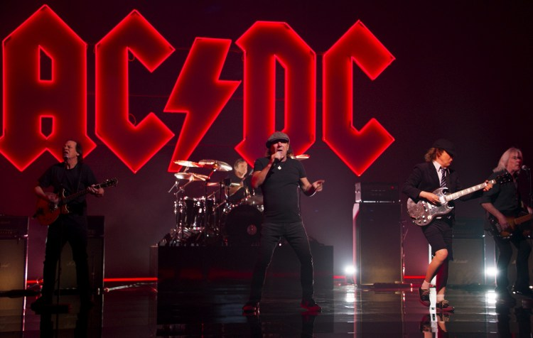 AC/DC Embrace Their Rock and Roll Roots in 'Shot In The Dark' | Arts | The  Harvard Crimson