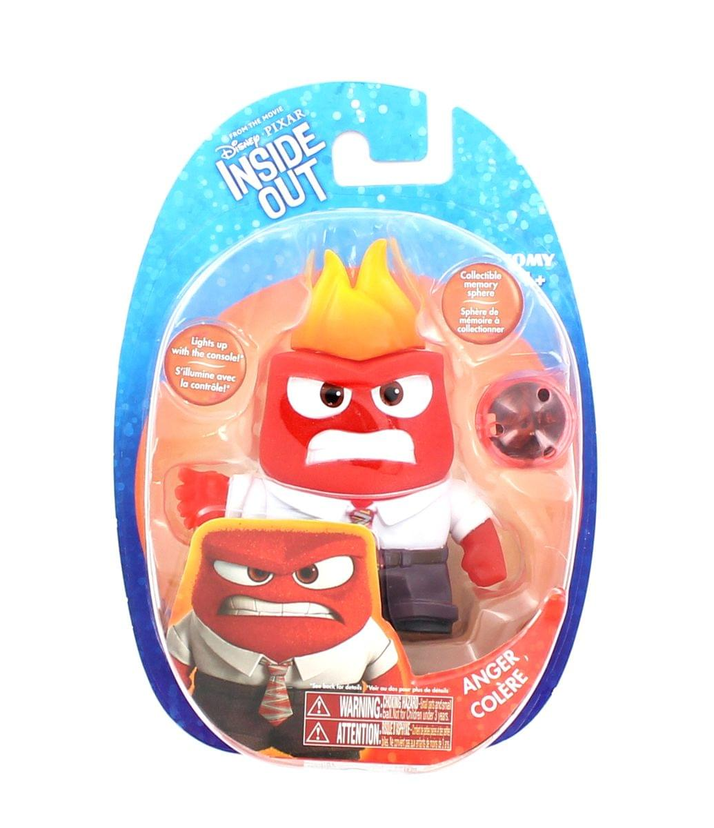 Disney Pixar S Inside Out Anger Small Action Figure