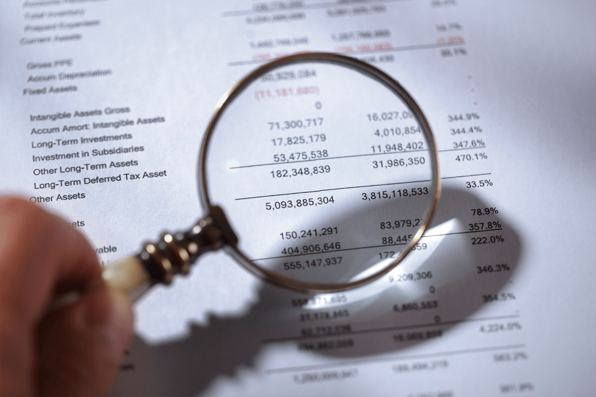 Balance Sheet Template For Your Business
